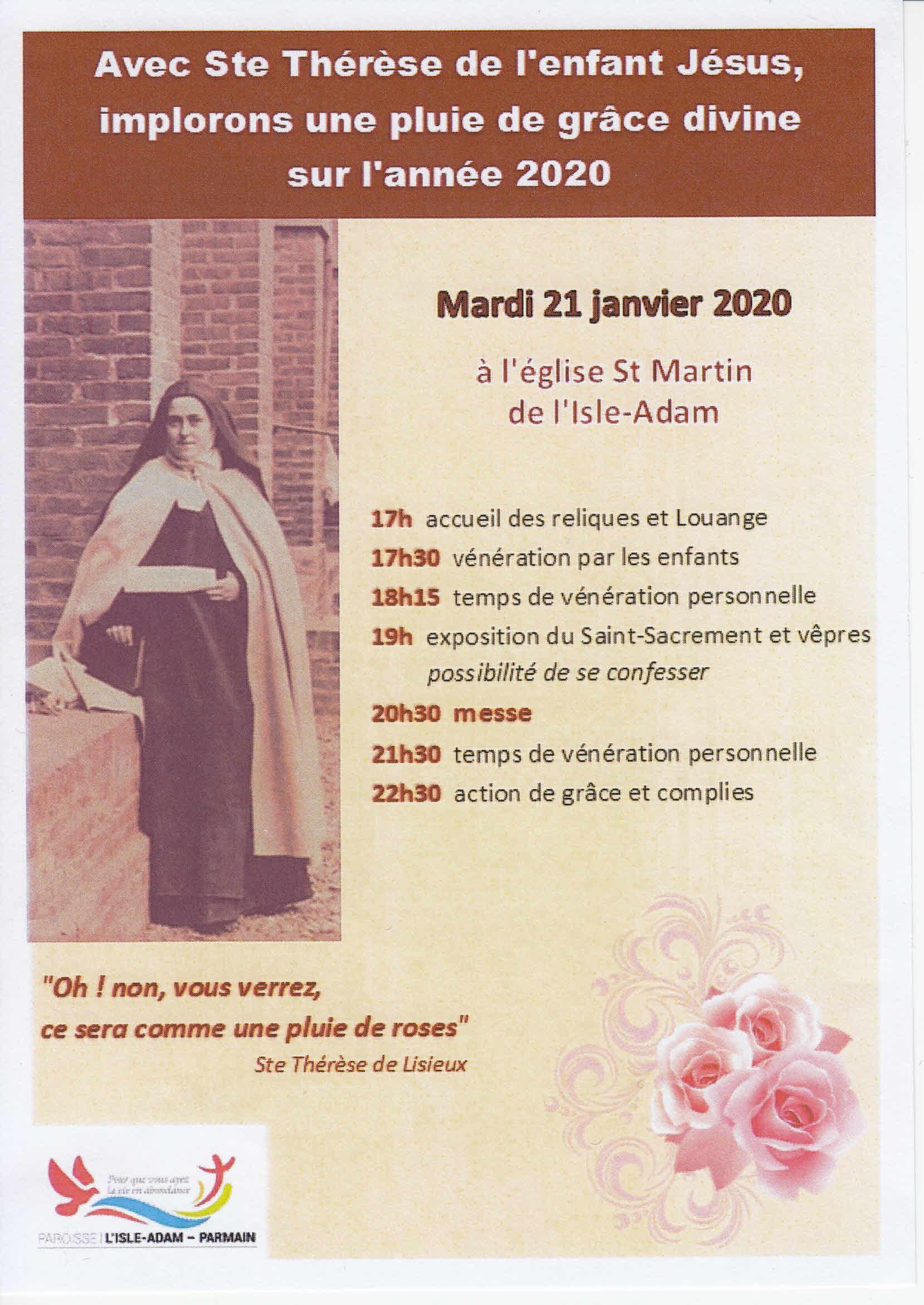 2020-01-21 Ste Thérèse